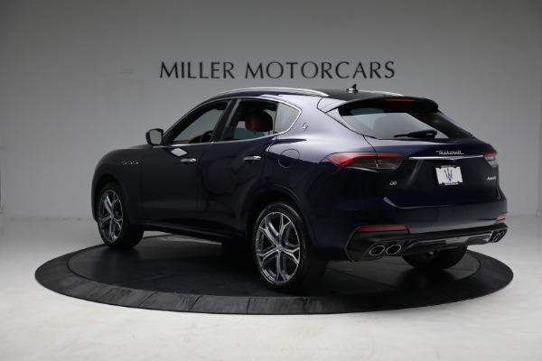 New 2021 Maserati Levante Q4 for sale Sold at Aston Martin of Greenwich in Greenwich CT 06830 5