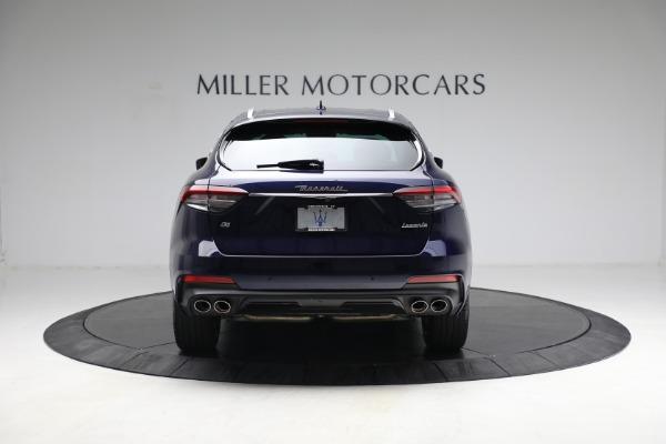 New 2021 Maserati Levante Q4 for sale Sold at Aston Martin of Greenwich in Greenwich CT 06830 6