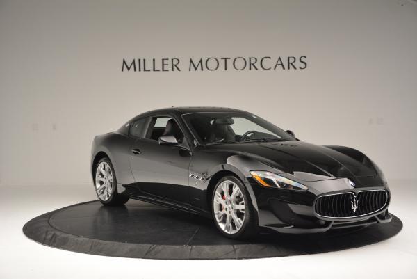 Used 2013 Maserati GranTurismo Sport for sale Sold at Aston Martin of Greenwich in Greenwich CT 06830 11