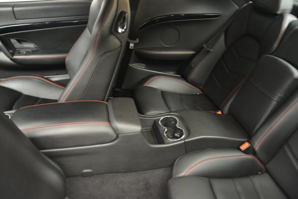 Used 2013 Maserati GranTurismo Sport for sale Sold at Aston Martin of Greenwich in Greenwich CT 06830 16