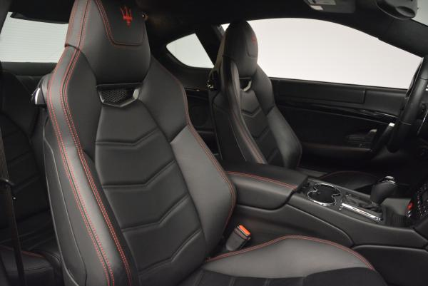 Used 2013 Maserati GranTurismo Sport for sale Sold at Aston Martin of Greenwich in Greenwich CT 06830 19