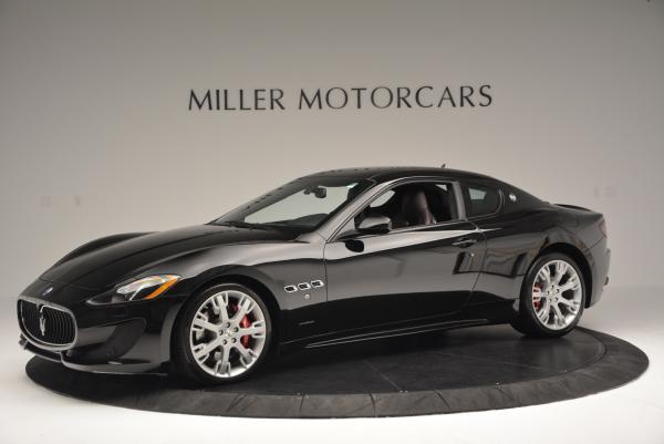 Used 2013 Maserati GranTurismo Sport for sale Sold at Aston Martin of Greenwich in Greenwich CT 06830 2
