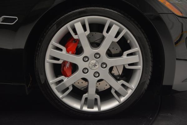 Used 2013 Maserati GranTurismo Sport for sale Sold at Aston Martin of Greenwich in Greenwich CT 06830 21