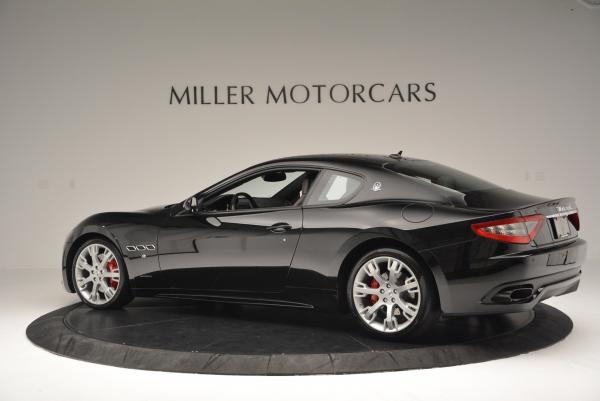 Used 2013 Maserati GranTurismo Sport for sale Sold at Aston Martin of Greenwich in Greenwich CT 06830 4