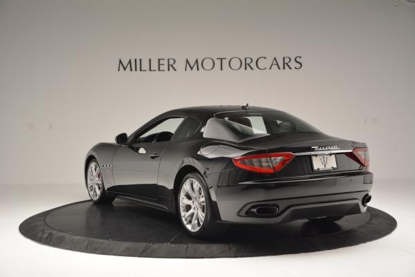 Used 2013 Maserati GranTurismo Sport for sale Sold at Aston Martin of Greenwich in Greenwich CT 06830 5
