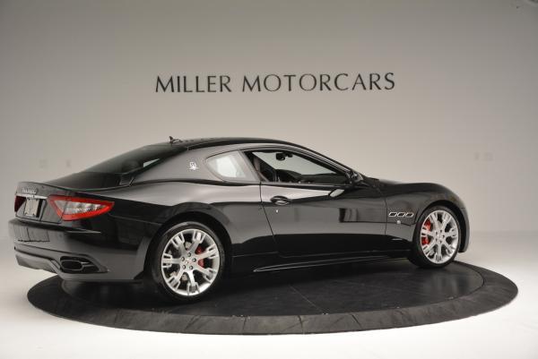 Used 2013 Maserati GranTurismo Sport for sale Sold at Aston Martin of Greenwich in Greenwich CT 06830 8