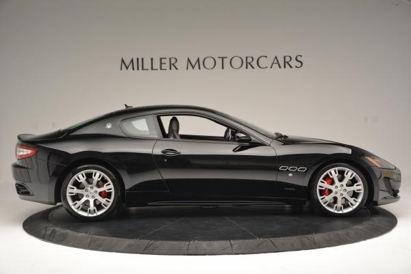Used 2013 Maserati GranTurismo Sport for sale Sold at Aston Martin of Greenwich in Greenwich CT 06830 9