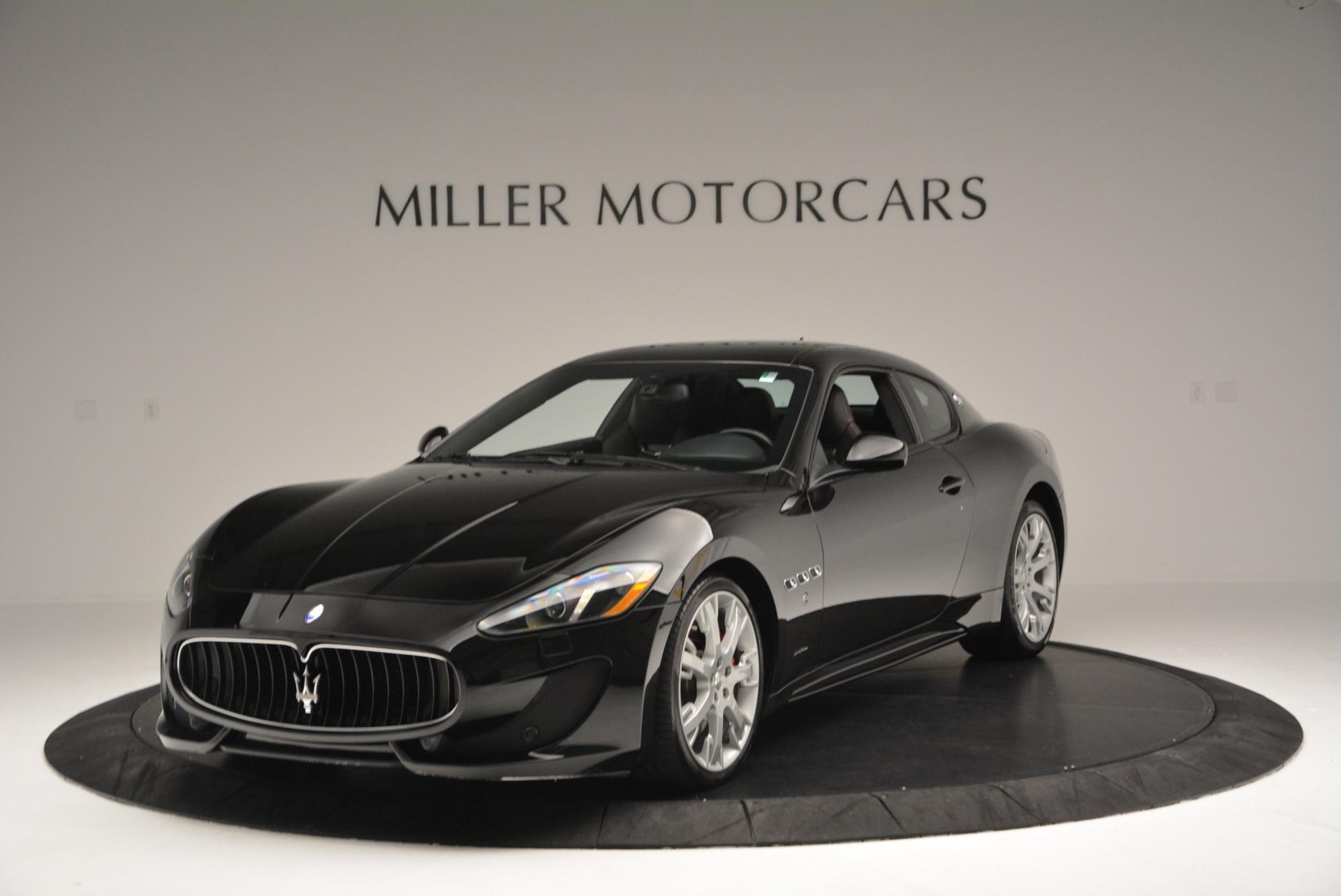 Used 2013 Maserati GranTurismo Sport for sale Sold at Aston Martin of Greenwich in Greenwich CT 06830 1