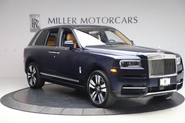 Used 2019 Rolls-Royce Cullinan for sale Sold at Aston Martin of Greenwich in Greenwich CT 06830 12