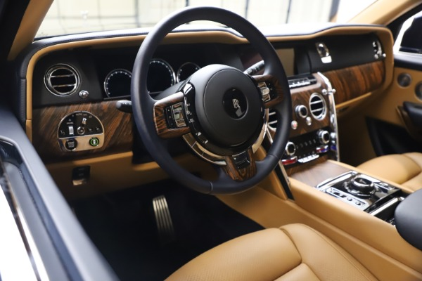 Used 2019 Rolls-Royce Cullinan for sale Sold at Aston Martin of Greenwich in Greenwich CT 06830 16
