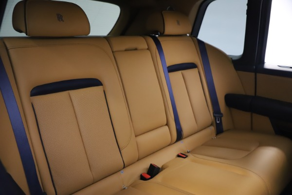 Used 2019 Rolls-Royce Cullinan for sale Sold at Aston Martin of Greenwich in Greenwich CT 06830 18