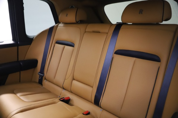 Used 2019 Rolls-Royce Cullinan for sale Sold at Aston Martin of Greenwich in Greenwich CT 06830 19