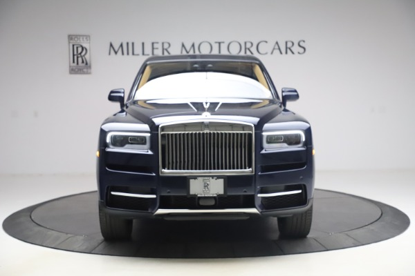 Used 2019 Rolls-Royce Cullinan for sale Sold at Aston Martin of Greenwich in Greenwich CT 06830 2