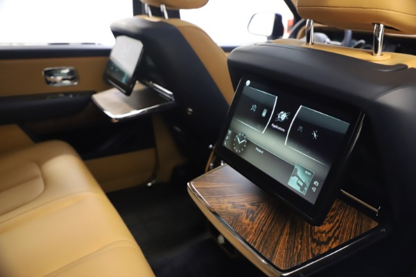 Used 2019 Rolls-Royce Cullinan for sale Sold at Aston Martin of Greenwich in Greenwich CT 06830 21