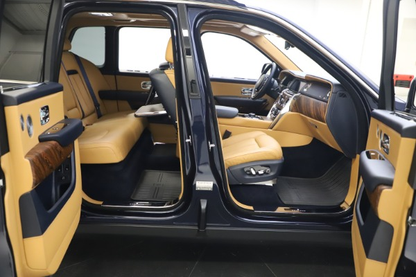 Used 2019 Rolls-Royce Cullinan for sale Sold at Aston Martin of Greenwich in Greenwich CT 06830 22