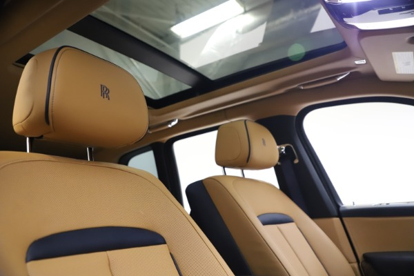 Used 2019 Rolls-Royce Cullinan for sale Sold at Aston Martin of Greenwich in Greenwich CT 06830 23
