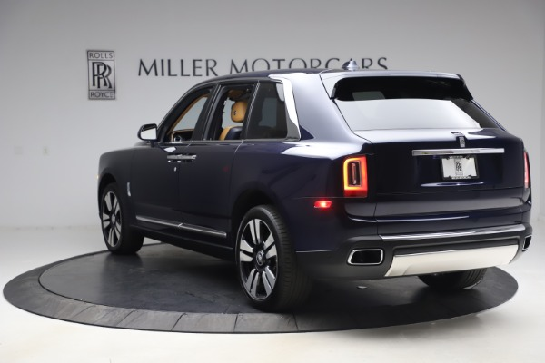 Used 2019 Rolls-Royce Cullinan for sale Sold at Aston Martin of Greenwich in Greenwich CT 06830 6
