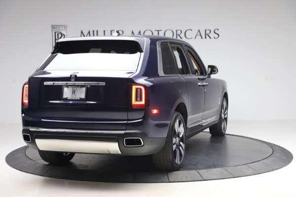 Used 2019 Rolls-Royce Cullinan for sale Sold at Aston Martin of Greenwich in Greenwich CT 06830 8