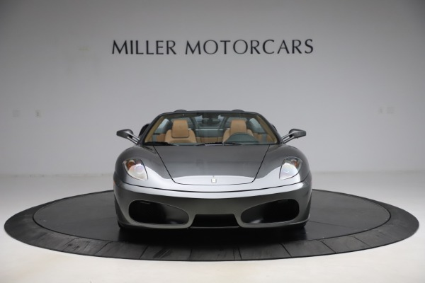 Used 2006 Ferrari F430 Spider for sale $249,900 at Aston Martin of Greenwich in Greenwich CT 06830 12