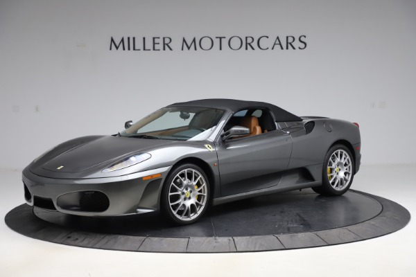 Used 2006 Ferrari F430 Spider for sale $249,900 at Aston Martin of Greenwich in Greenwich CT 06830 14