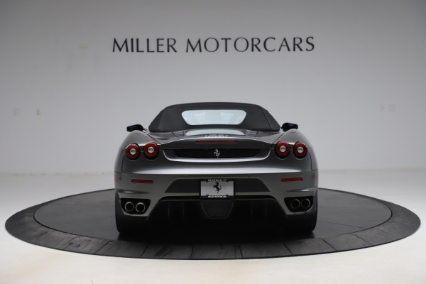 Used 2006 Ferrari F430 Spider for sale $249,900 at Aston Martin of Greenwich in Greenwich CT 06830 18