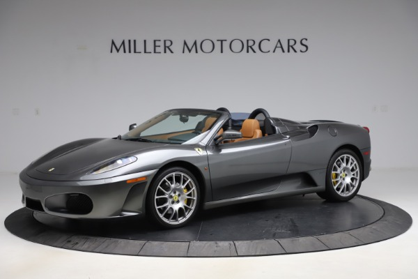Used 2006 Ferrari F430 Spider for sale $249,900 at Aston Martin of Greenwich in Greenwich CT 06830 2