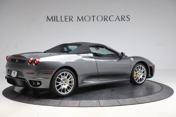 Used 2006 Ferrari F430 Spider for sale $249,900 at Aston Martin of Greenwich in Greenwich CT 06830 20