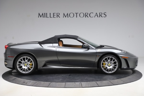 Used 2006 Ferrari F430 Spider for sale $249,900 at Aston Martin of Greenwich in Greenwich CT 06830 21