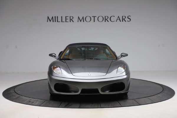Used 2006 Ferrari F430 Spider for sale $249,900 at Aston Martin of Greenwich in Greenwich CT 06830 24