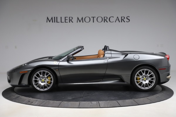 Used 2006 Ferrari F430 Spider for sale $249,900 at Aston Martin of Greenwich in Greenwich CT 06830 3