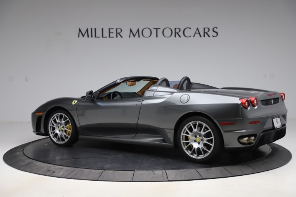 Used 2006 Ferrari F430 Spider for sale $249,900 at Aston Martin of Greenwich in Greenwich CT 06830 4