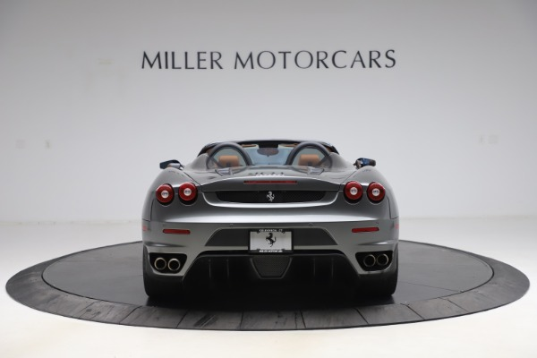 Used 2006 Ferrari F430 Spider for sale $249,900 at Aston Martin of Greenwich in Greenwich CT 06830 6