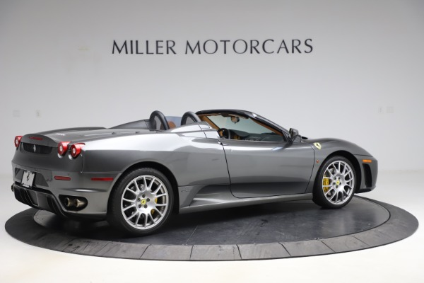Used 2006 Ferrari F430 Spider for sale $249,900 at Aston Martin of Greenwich in Greenwich CT 06830 8
