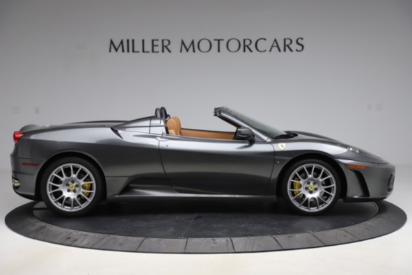 Used 2006 Ferrari F430 Spider for sale $249,900 at Aston Martin of Greenwich in Greenwich CT 06830 9