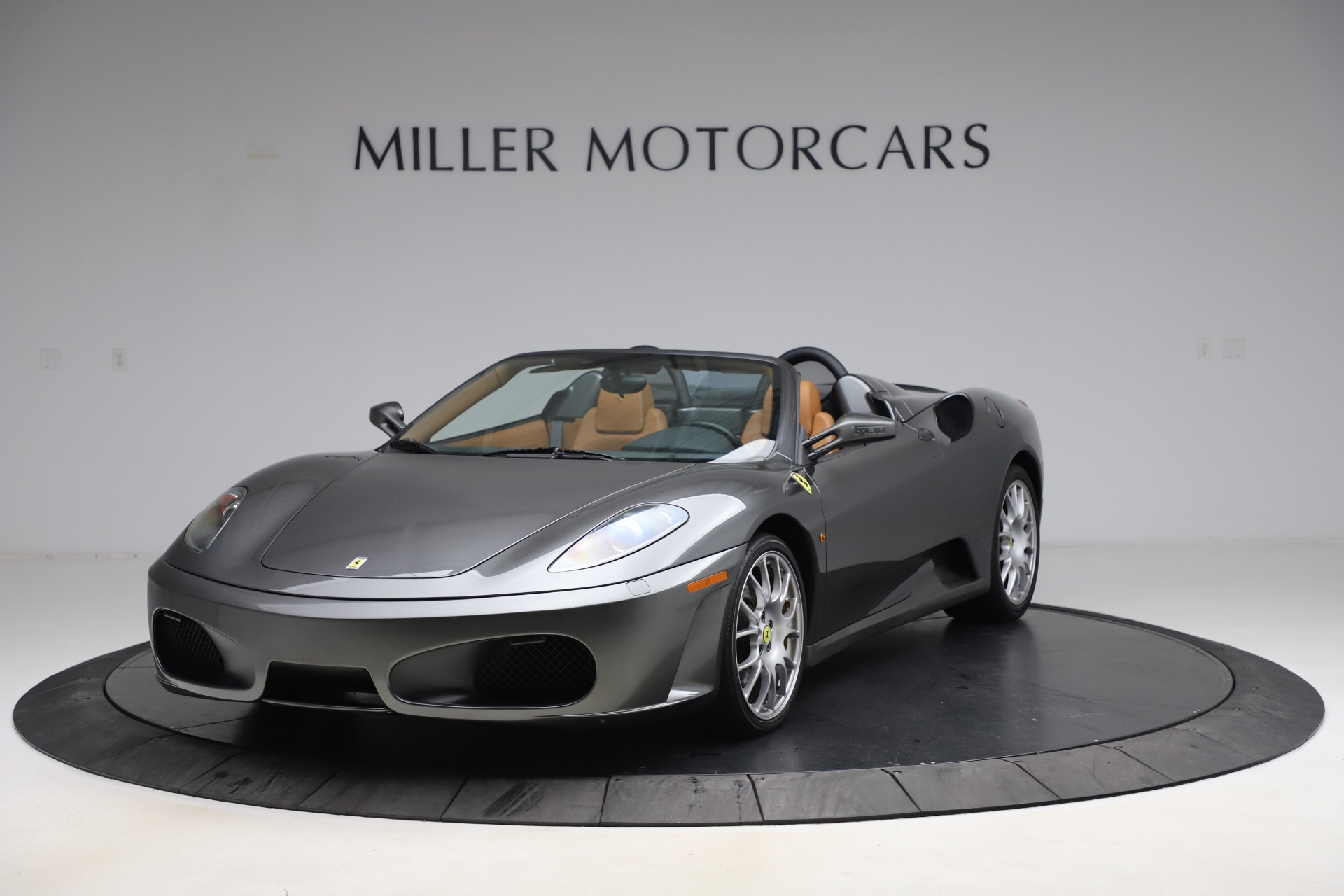 Used 2006 Ferrari F430 Spider for sale $249,900 at Aston Martin of Greenwich in Greenwich CT 06830 1