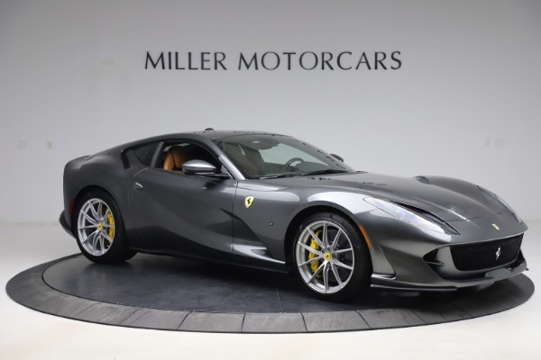 Used 2020 Ferrari 812 Superfast for sale Call for price at Aston Martin of Greenwich in Greenwich CT 06830 10