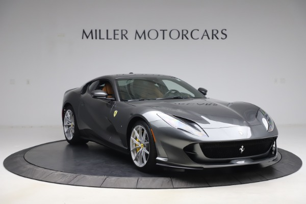 Used 2020 Ferrari 812 Superfast for sale Call for price at Aston Martin of Greenwich in Greenwich CT 06830 11