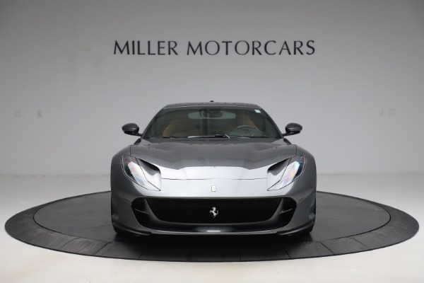Used 2020 Ferrari 812 Superfast for sale Call for price at Aston Martin of Greenwich in Greenwich CT 06830 12