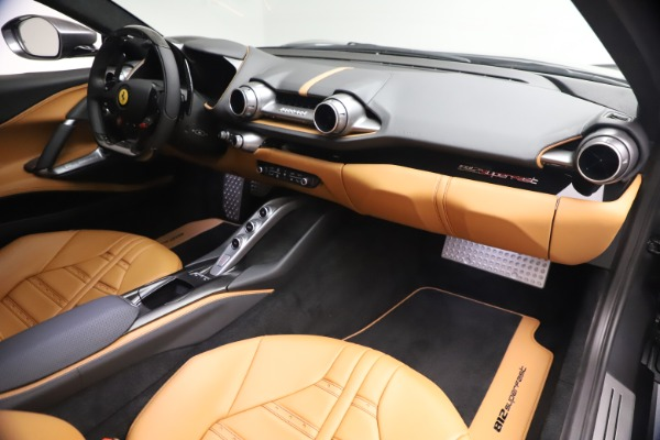 Used 2020 Ferrari 812 Superfast for sale Call for price at Aston Martin of Greenwich in Greenwich CT 06830 17