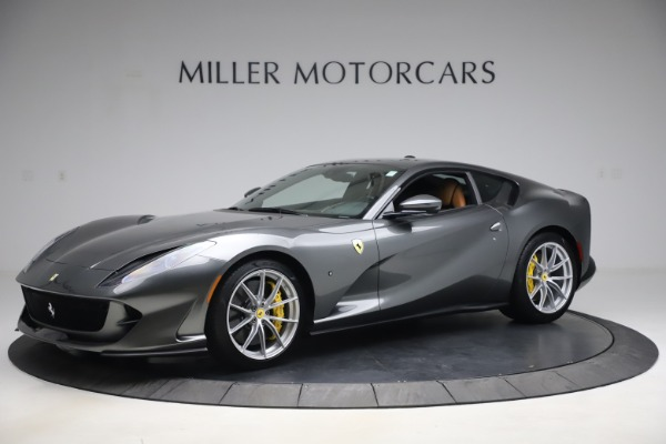 Used 2020 Ferrari 812 Superfast for sale Call for price at Aston Martin of Greenwich in Greenwich CT 06830 2
