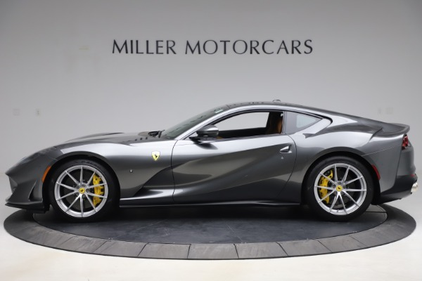 Used 2020 Ferrari 812 Superfast for sale Call for price at Aston Martin of Greenwich in Greenwich CT 06830 3