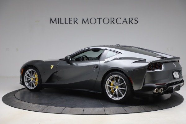 Used 2020 Ferrari 812 Superfast for sale Call for price at Aston Martin of Greenwich in Greenwich CT 06830 4
