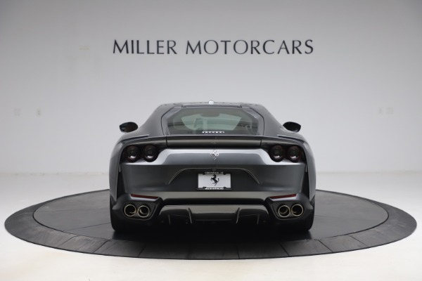 Used 2020 Ferrari 812 Superfast for sale Call for price at Aston Martin of Greenwich in Greenwich CT 06830 6