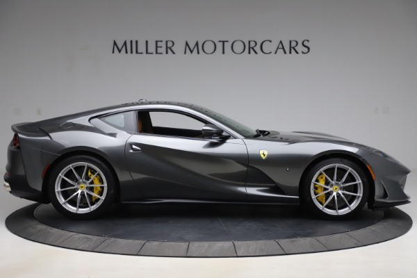 Used 2020 Ferrari 812 Superfast for sale Call for price at Aston Martin of Greenwich in Greenwich CT 06830 9