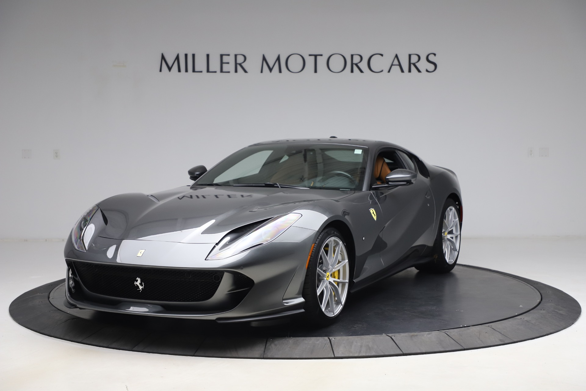 Used 2020 Ferrari 812 Superfast for sale Call for price at Aston Martin of Greenwich in Greenwich CT 06830 1