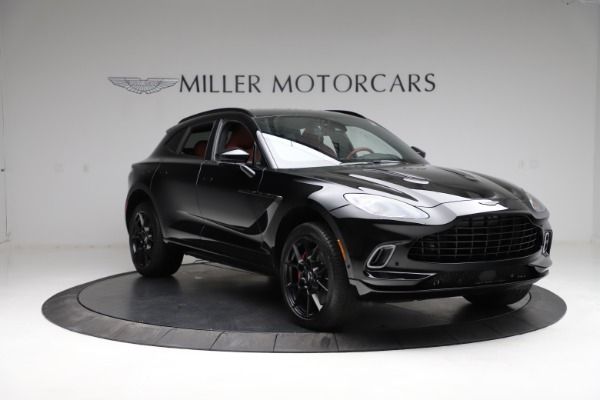 New 2021 Aston Martin DBX for sale $200,986 at Aston Martin of Greenwich in Greenwich CT 06830 10