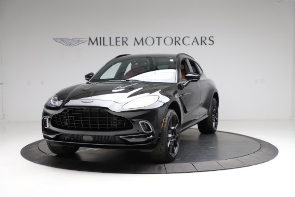 New 2021 Aston Martin DBX for sale $200,986 at Aston Martin of Greenwich in Greenwich CT 06830 12