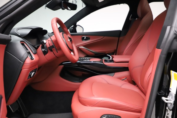 New 2021 Aston Martin DBX for sale $200,986 at Aston Martin of Greenwich in Greenwich CT 06830 14