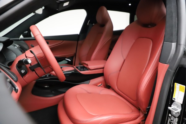 New 2021 Aston Martin DBX for sale $200,986 at Aston Martin of Greenwich in Greenwich CT 06830 15