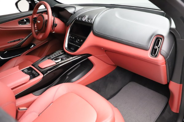 New 2021 Aston Martin DBX for sale $200,986 at Aston Martin of Greenwich in Greenwich CT 06830 19